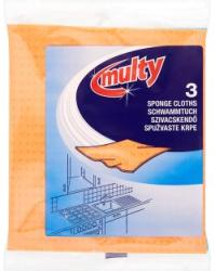 Multy Szivacskendő 3db