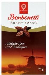 Bonbonetti Arany Kakaó zsírszegény kakaópor 75g