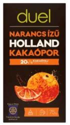 Duel Narancs ízű holland kakaópor 75g