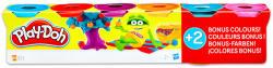 Hasbro Play-Doh 6 db-os gyurmakészlet - élénk színek