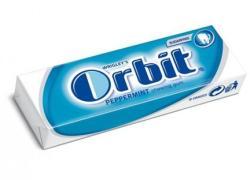 Orbit Peppermint 14g
