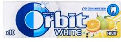 Orbit White Fruit 14g