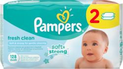 Pampers Baby Fresh Clean 2x64db