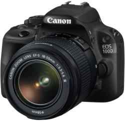 Canon EOS 100D + 18-55mm DC (8576B062AA)