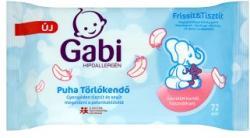 Gabi Puha törlőkendő 72db