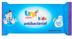 Uni Wipes Kids törlőkendő 15db
