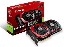 MSI GeForce GTX 1070 8GB GDDR5 256bit PCIe (GTX 1070 GAMING X 8G)