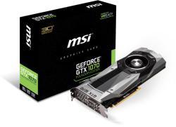 MSI GeForce GTX 1070 Founders Edition 8GB GDDR5 256bit PCI-E (GTX 1070 FOUNDERS EDITION)