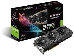 ASUS GeForce GTX 1070 OC 8GB GDDR5 256bit PCIe (ROG STRIX-GTX1070-O8G-GAMING)