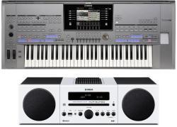 Yamaha Tyros 5-61 Hi-Fi Set