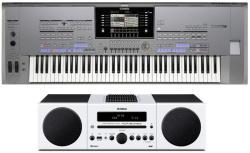 Yamaha Tyros 5-76 Hi-Fi Set