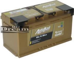 Galaxy Gold 102Ah 950A jobb+