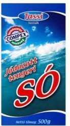 Tassi Jódozott tengeri só 500g