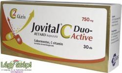 EGIS Jovital C Duo-Active 750mg retard kapszula - 30 db