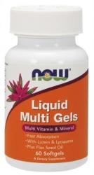 NOW Liquid Multi Gels kapszula - 60 db
