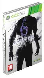Capcom Resident Evil 6 [Steelbook Edition] (Xbox 360)