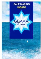 CIS Gemma di Mare jódozott tengeri só 1kg