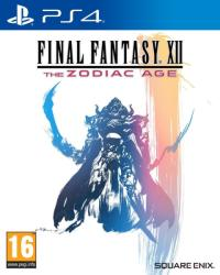Square Enix Final Fantasy XII The Zodiac Age (PS4)