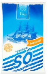Compex Jódozott tengeri só 1kg
