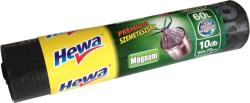 Hewa Magnum szemeteszsák önzáró szalaggal 60L 10db