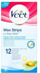 Veet Easy Strip gyantacsíkok 12db