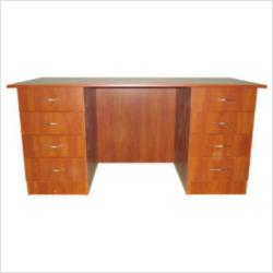 8 fiókos tanári asztal