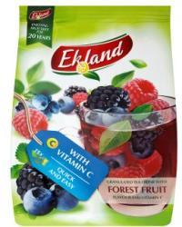 Ekland Erdeigyümölcs ízű tea italpor 300g