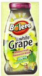 Bolero Fehér szőlő ízű italpor 9g