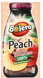 Bolero Őszibarack ízű italpor 9g