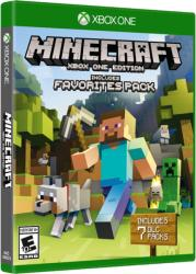 Mojang Minecraft [Favorites Pack Edition] (Xbox One)