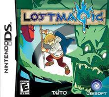 Ubisoft Lost Magic (Nintendo DS)