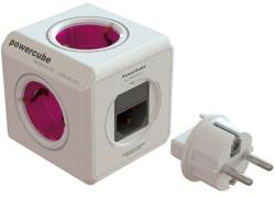 allocacoc PowerCube ReWirable 4 Plug + 2 USB (1810)