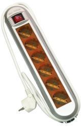 Bricolux 6 Plug 1,5m Switch (523567-BR)
