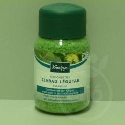 Kneipp Szabad légutak eukaliptuszos fürdőkristály 500g