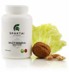 Spártai Vitamin Multi Mineral komplex kapszula - 90 db