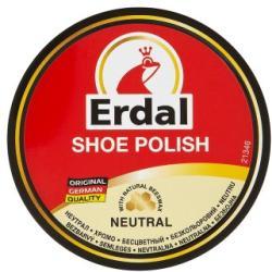 Erdal Shoe Polish színtelen cipőkrém 55ml