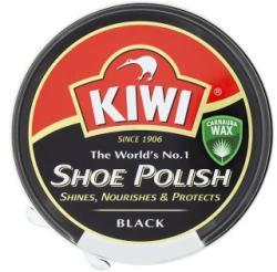 KIWI Fekete cipőkrém 50ml