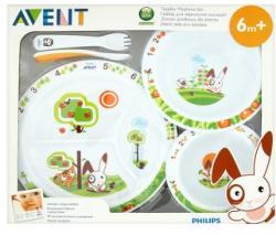 Philips AVENT étkezőszett 6 hónapos kortól