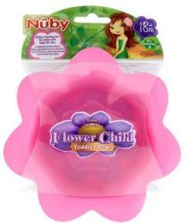 Nuby Flower Child tálka 18 hónapos kortól