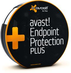 Avast Endpoint Protection Plus Renewal (1-4 User, 3 Year) AEPP-4-3-RL