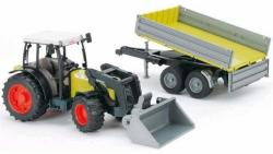 BRUDER Tractor Claas cu incarcator frontal (1998)