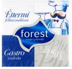 Forest Gastro Plusz szalvéta 18x18cm 600db