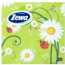 Zewa Exclusive 3 rétegű mintás szalvéta 20db