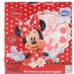 Ooops! Disney 1 rétegű szalvéta 80db