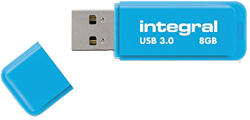 Integral Neon 8GB USB 3.0 INFD8GBNEONB3.0