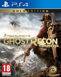 Ubisoft Tom Clancy's Ghost Recon Wildlands [Gold Edition] (PS4)