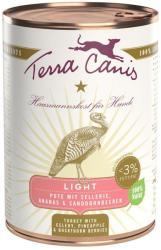 Terra Canis Light - Turkey 6x400g