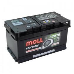 Moll EFB Start/Stop 75Ah 760A