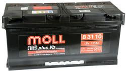 Moll m3 plus K2 110Ah 900A