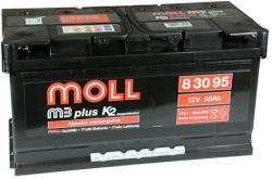 Moll m3 plus K2 95Ah 850A